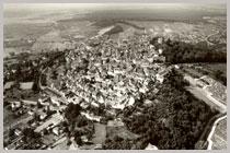 The medieval hilltop town of Sancerre lies about 125 miles south of Paris.